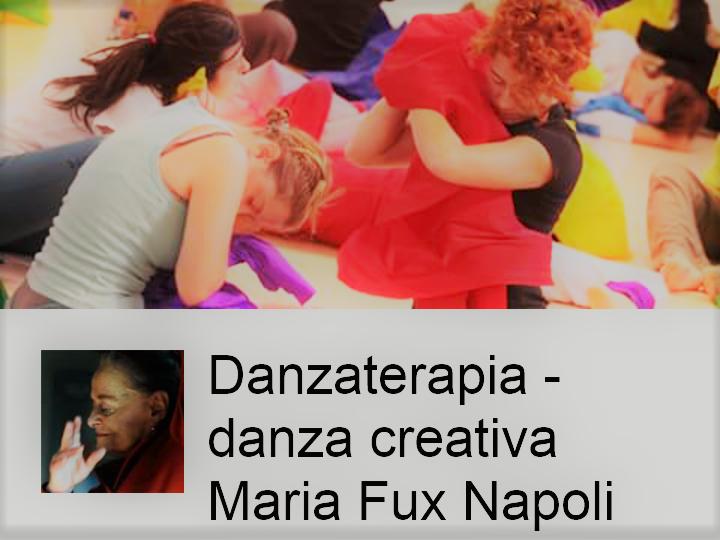 OlisticMap - CORSO DI DANZATERAPIA - DANZA CREATIVA METODO FUX A NAPOLI