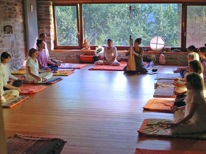OlisticMap - Scuola di formazione quadriennale per Insegnanti Yoga Ratna (S.I.Y.R)