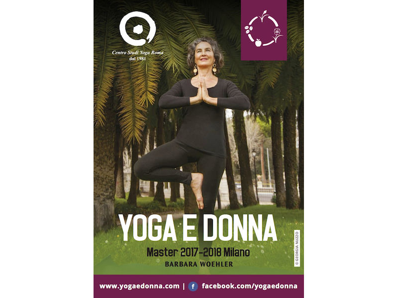 OlisticMap - YOGA E DONNA - Master con BARBARA WOEHLER