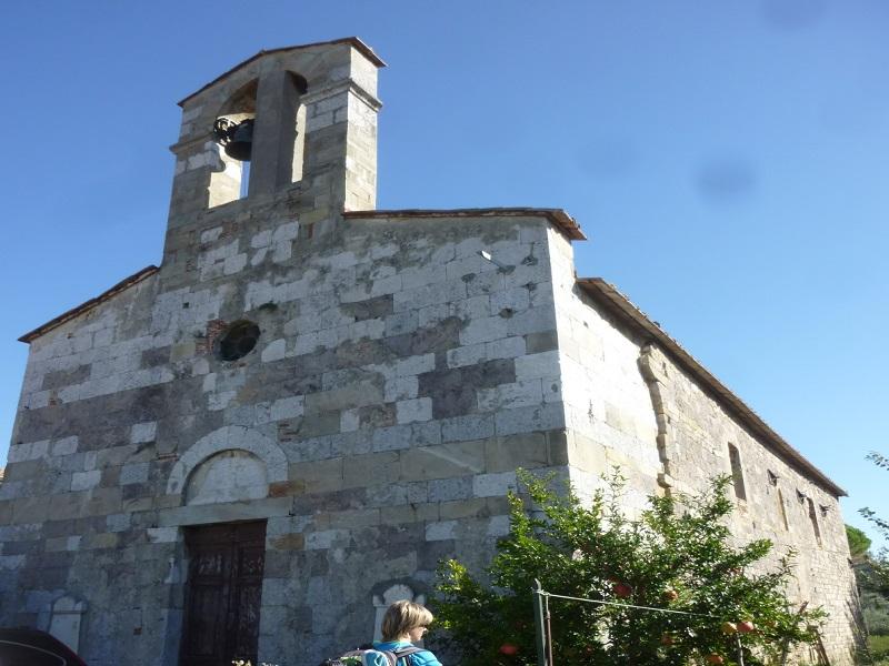 OlisticMap - La Francigena che vien dal mare lungo i Navicelli