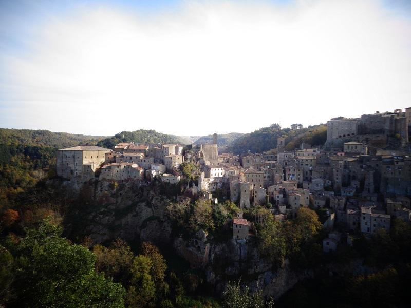 OlisticMap - Le Città del Tufo