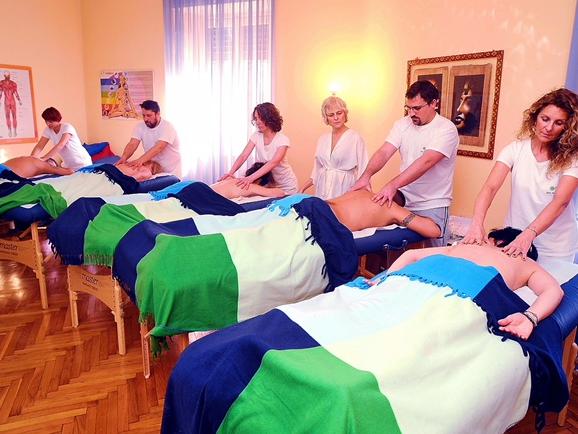 OlisticMap - Arte del Massaggio di Isabella Tavilla