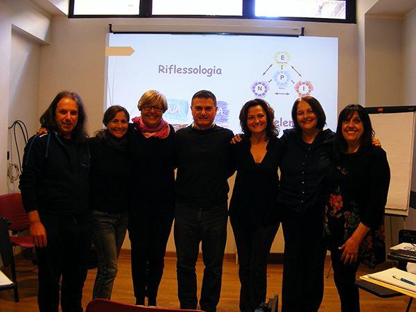 OlisticMap - Bio-Studio - Formazione in Riflessologia e Medicine Naturali