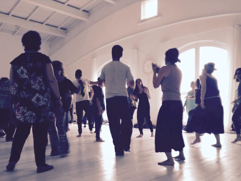 OlisticMap - Easter Dance 2020