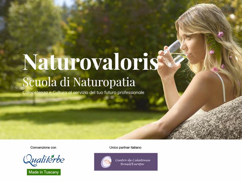OlisticMap - Naturovaloris Scuola Superiore di Naturopatia applicata