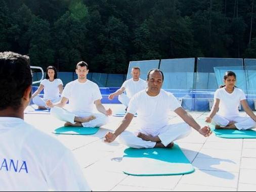 OlisticMap - Un pezzo di India con l'ayurveda nel cuore verde della Slovenia