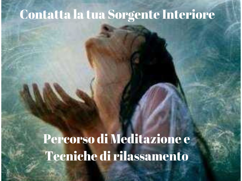OlisticMap - Contatta la Tua Sorgente Interiore *** Percorso di Meditazione