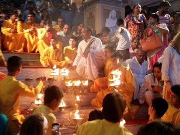 OlisticMap - India del Nord e Rishikesh - Yoga Retreat