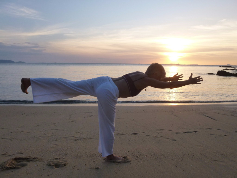 OlisticMap - Vacanza Estiva Yoga e Garuda in Toscana