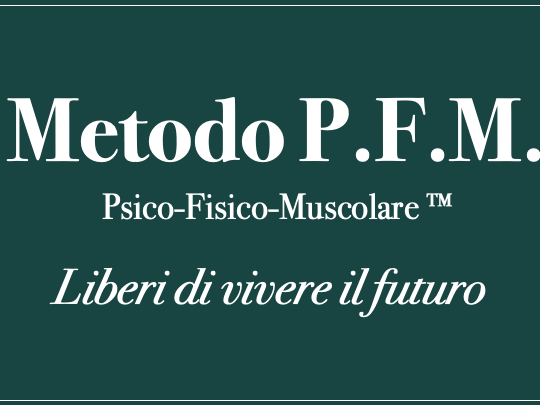 OlisticMap - Percorso di formazione sul Metodo P.F.M. Psico Fisico Muscolare