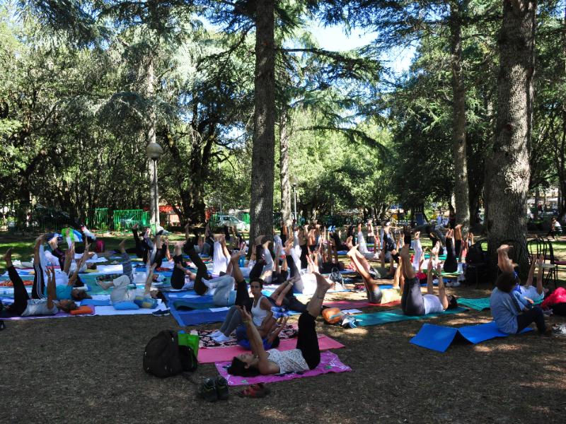 OlisticMap - Centro Yoga Padma A.S.D.