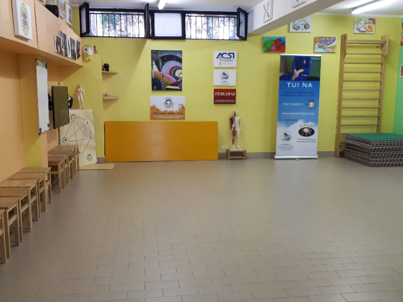 OlisticMap | Scuola di Qi Gong a Milano - CAAM Scuola di ...