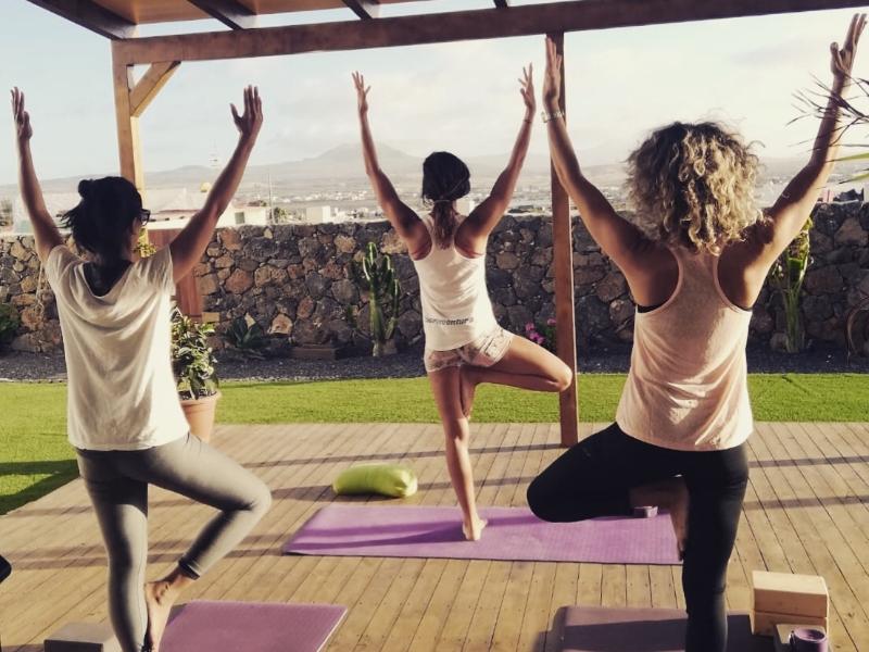 OlisticMap - 8 giorni Yoga e Massaggi in Fuerteventura