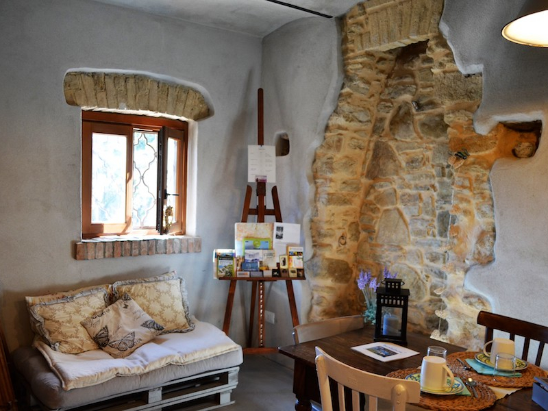 OlisticMap - Agrilunassa Eco Guesthouse