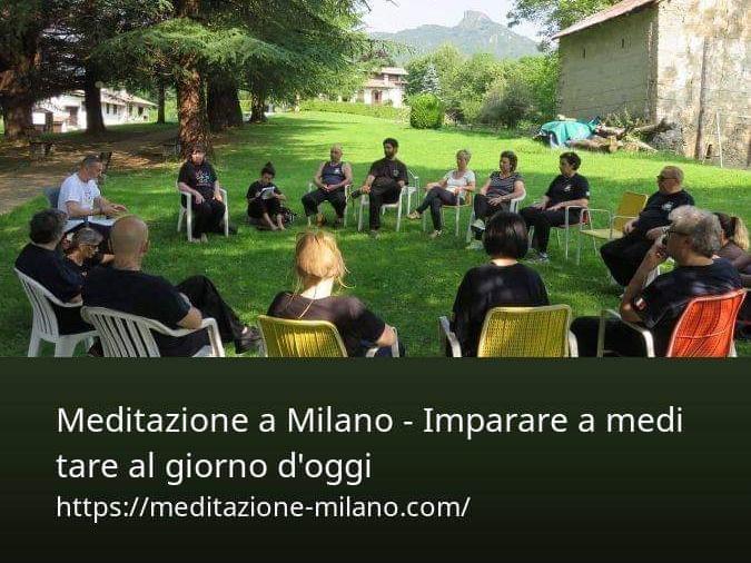 OlisticMap - Meditazione - Imparare a Meditare