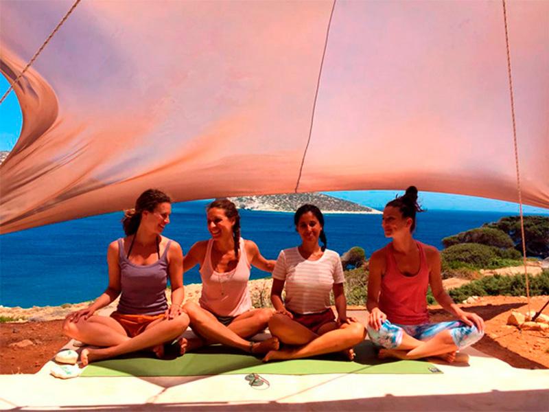OlisticMap - YOGA E AYURVEDA Conosci la tua energia vitale attraverso i 5 elementi
