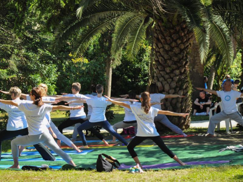 OlisticMap - Associazione yoga Shakti a.s.d.