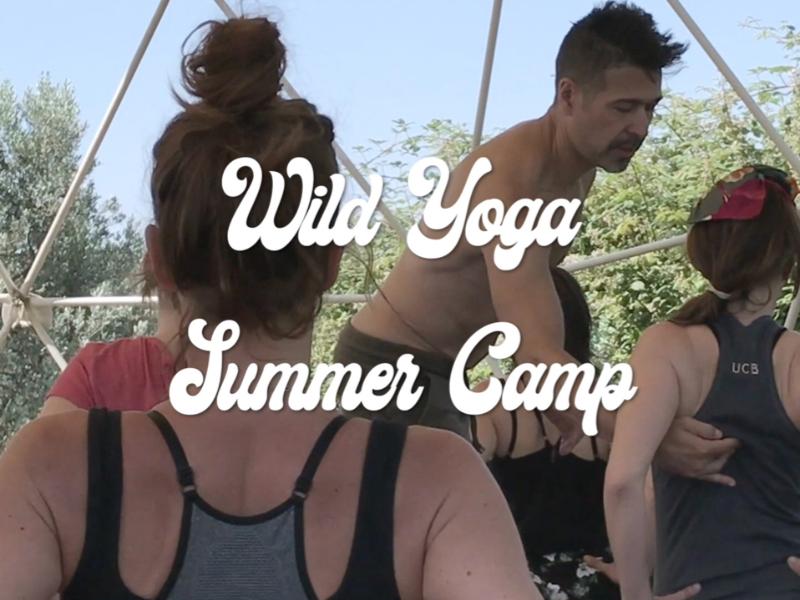 OlisticMap - Wild Yoga Intensive - L'Estasi Naturale