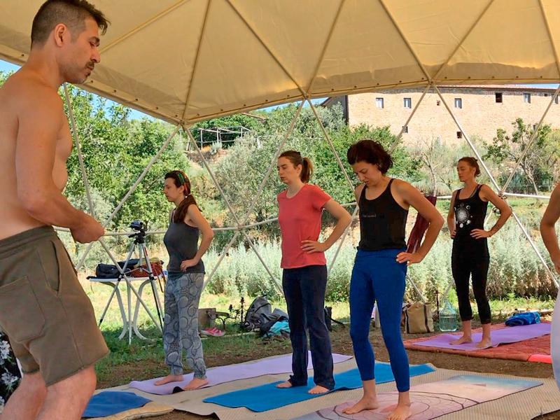 OlisticMap - Wild Yoga Intensive - Toscana