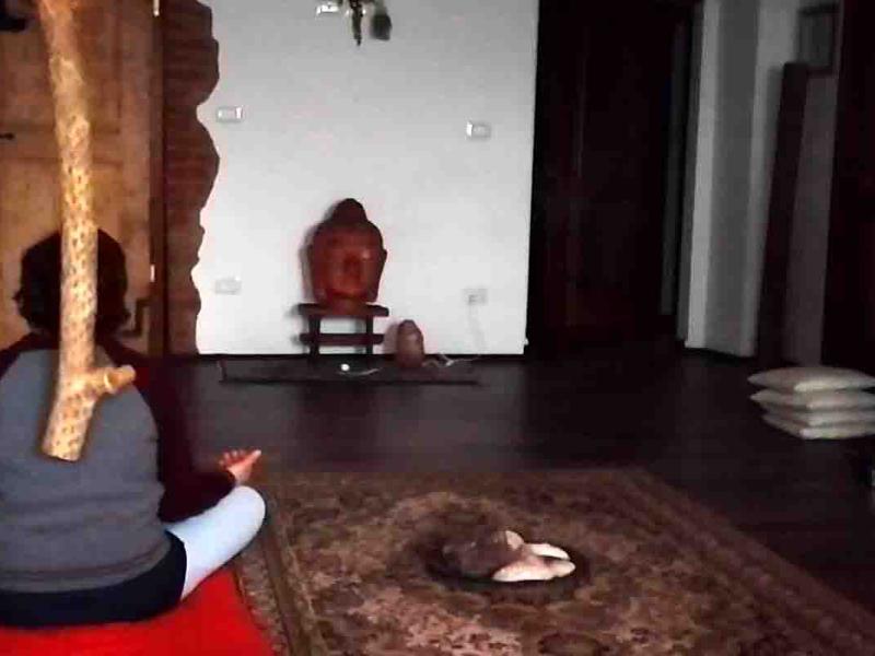 OlisticMap - Ritiro Di Meditazione Mindfulness: Vivere Il Presente