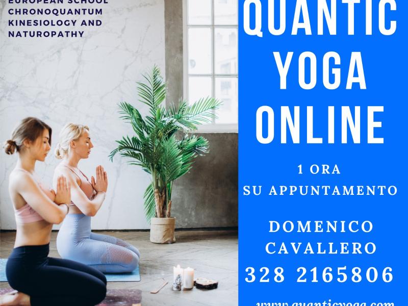 OlisticMap - Sessioni di Quantic Yoga Singole o in Gruppo