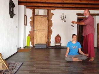 OlisticMap - Ritiro di Meditazione Attiva Mindfulness: Il Contatto Con Te