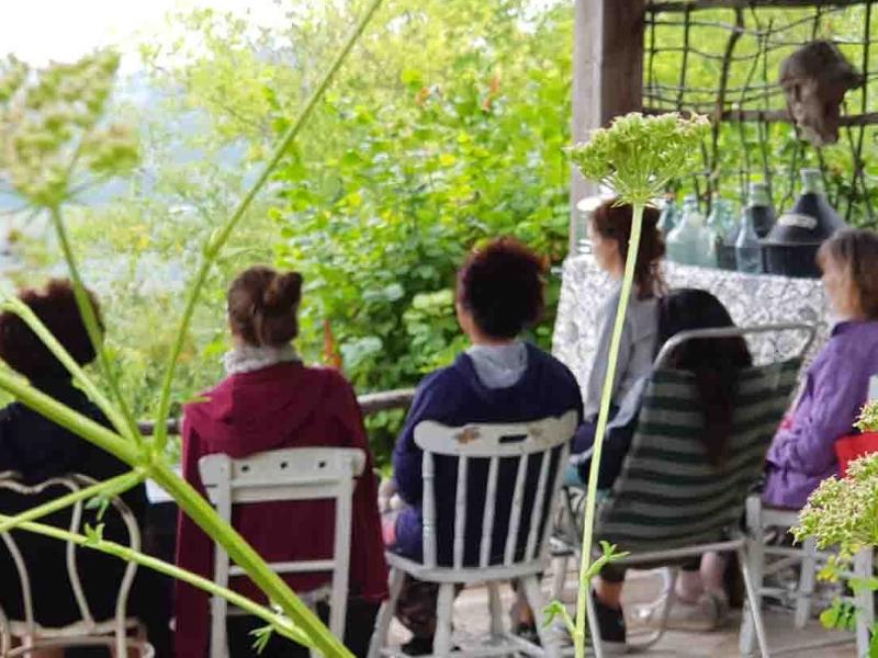OlisticMap - Vacanza Olistica Ritiro Di Meditazione  Nella Natura