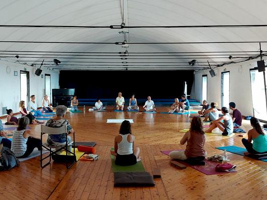 OlisticMap - Yoga, ayurveda e astrologia con i cinque elementi