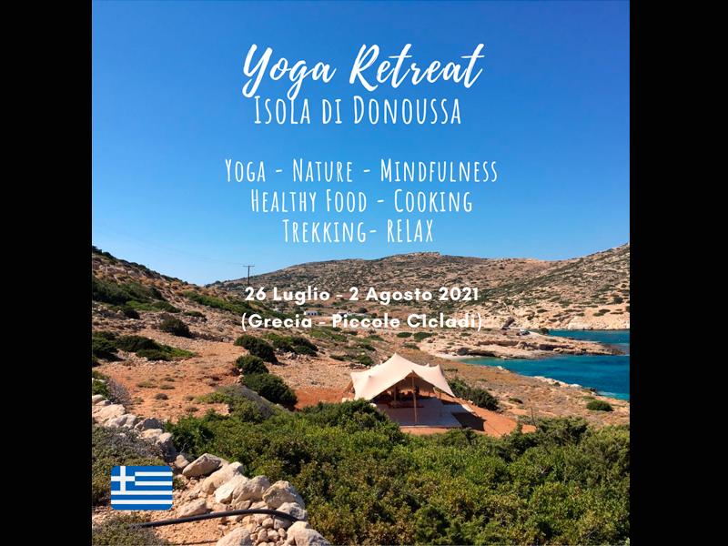 OlisticMap - Yoga Retreat - Isola di Donoussa (Grecia)