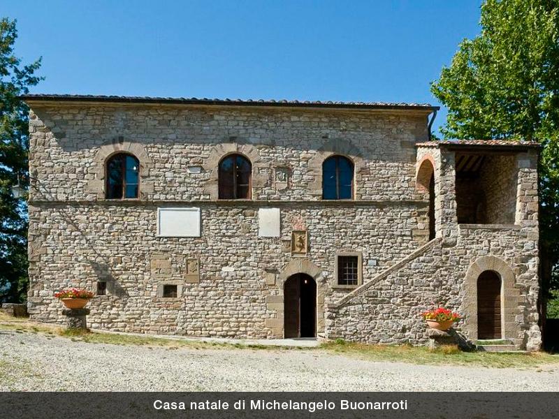 OlisticMap - Albergo - Ristorante Buca di Michelangelo