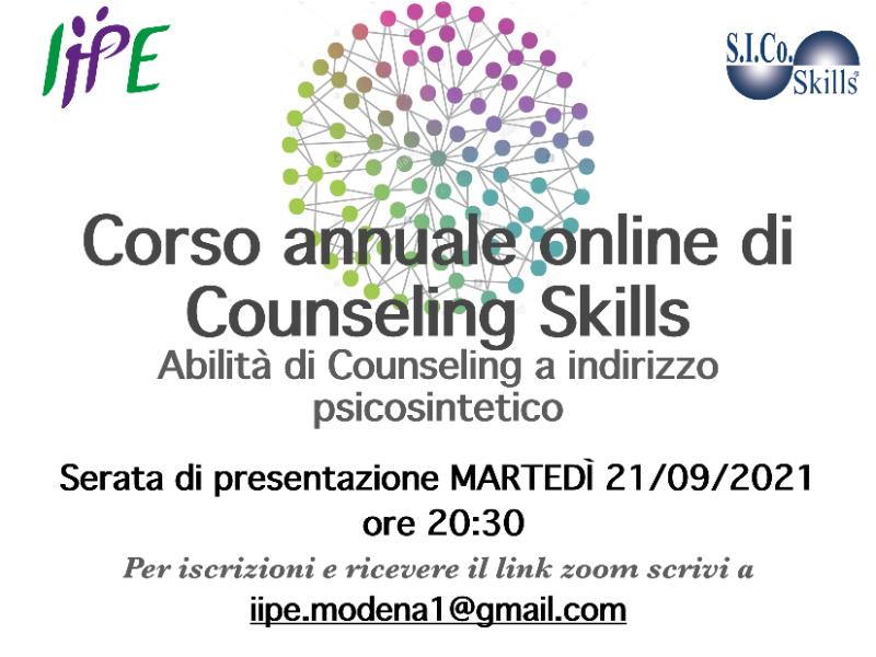 OlisticMap - Istituto Internazionale di Psicosintesi Educativa