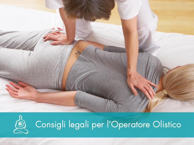 Olisticmap - L'operatore olistico e le professioni non regolamentate