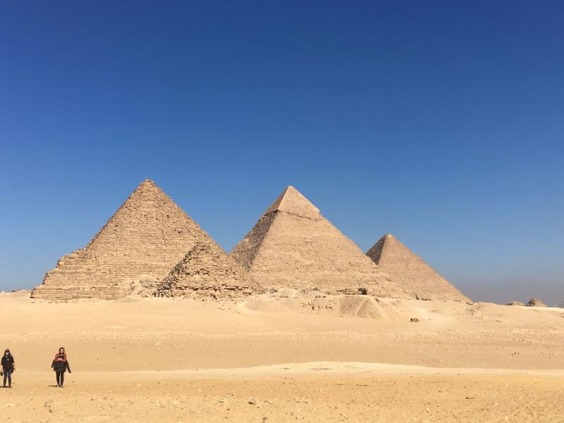 OlisticMap - Egitto Iniziatico: il Contatto tra Cielo e Terra
