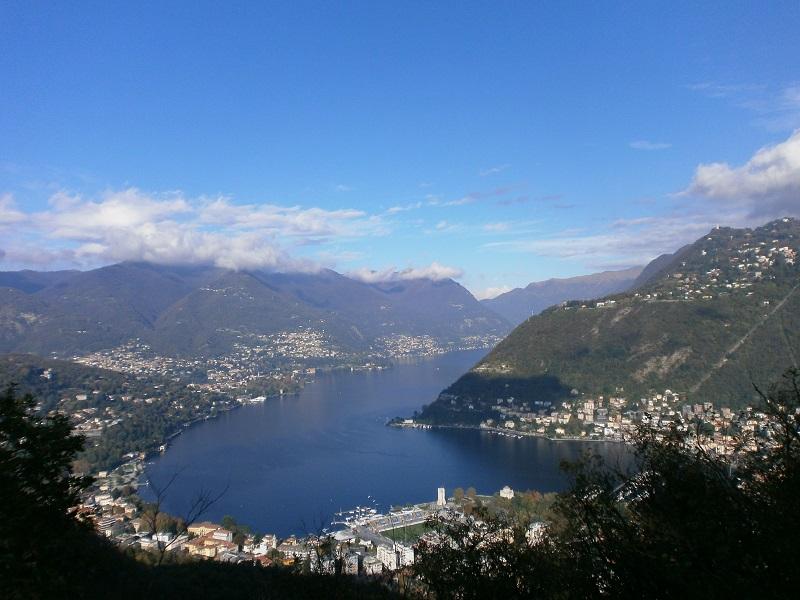 OlisticMap - Il Cuore verde di Como