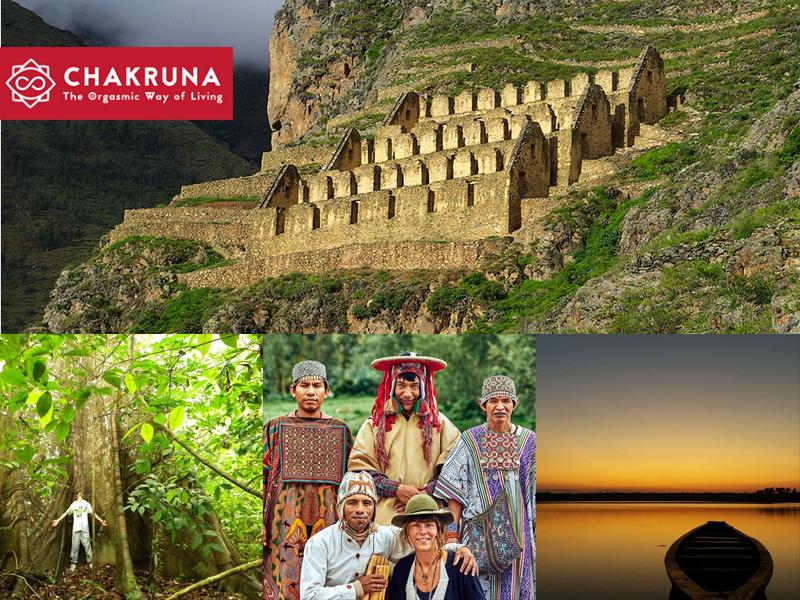 OlisticMap - L'INCONTRO - Viaggio mistico In Perù