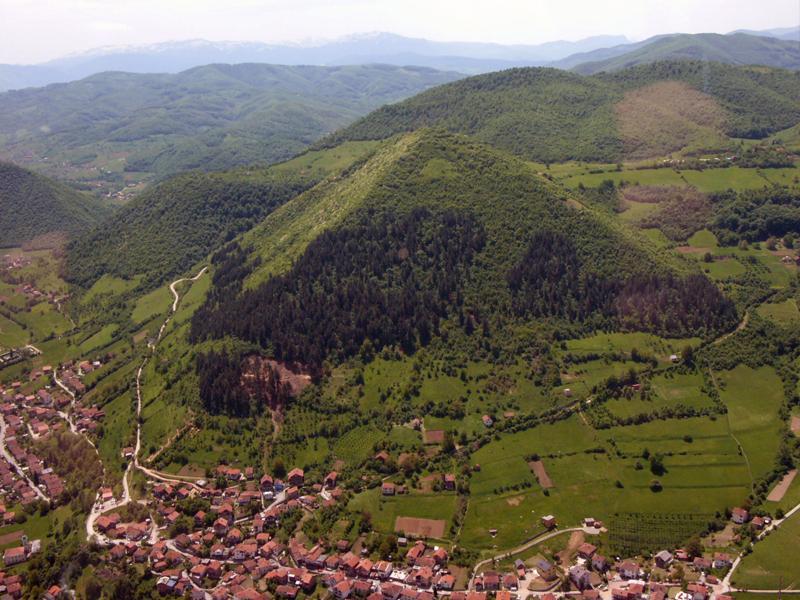 Olisticmap - VIAGGI ALLA SCOPERTA DELLE PIRAMIDI IN BOSNIA