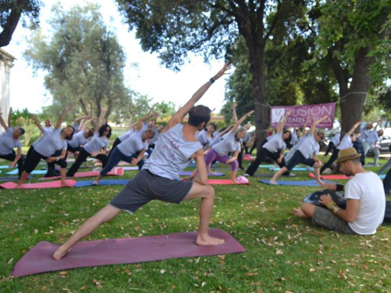 Olisticmap - Sette passi per la felicità- Kundalini yoga retreat