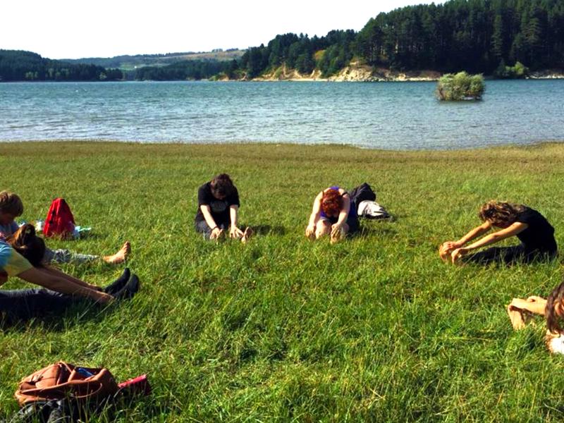 OlisticMap - Vacanza Yoga, Trekking e Bagni di Bosco