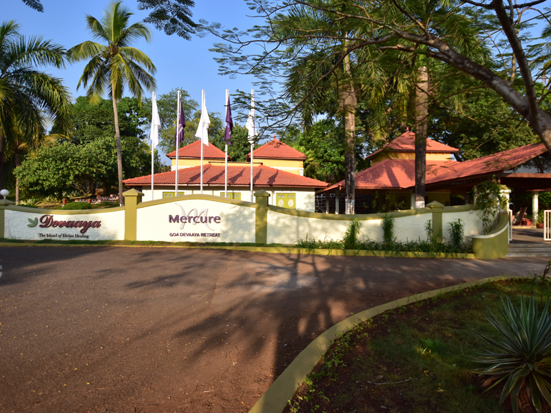 Olisticmap - MERCURE GOA DEVAAYA RETREAT - Ayurveda & Nature Cure Centre