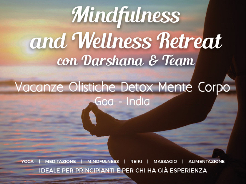 Olisticmap - Mindfulness and Wellness Retreat. Detox Mente e Corpo