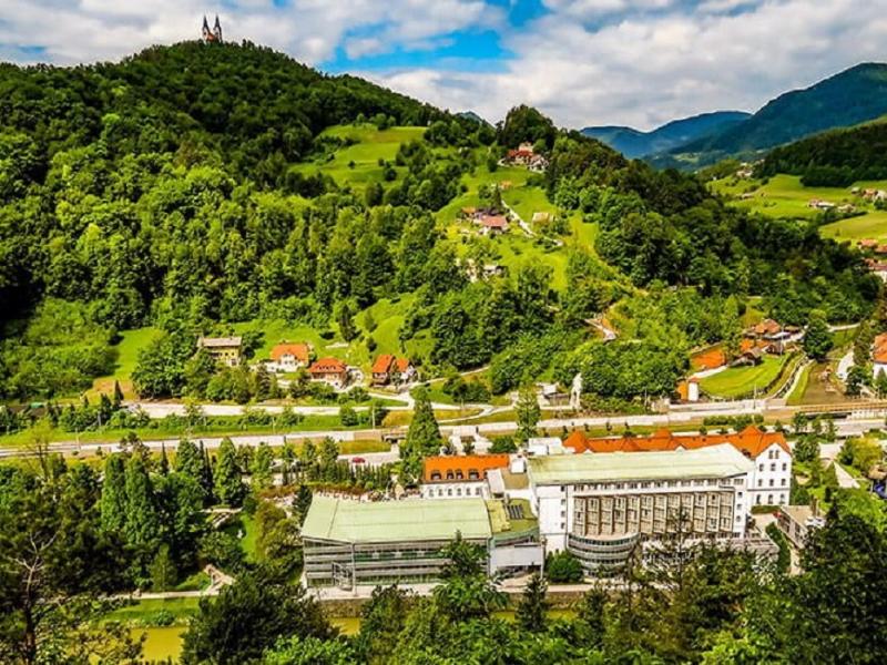 Olisticmap - Un pezzo di India nel cuore verde della Slovenia- Ayurveda