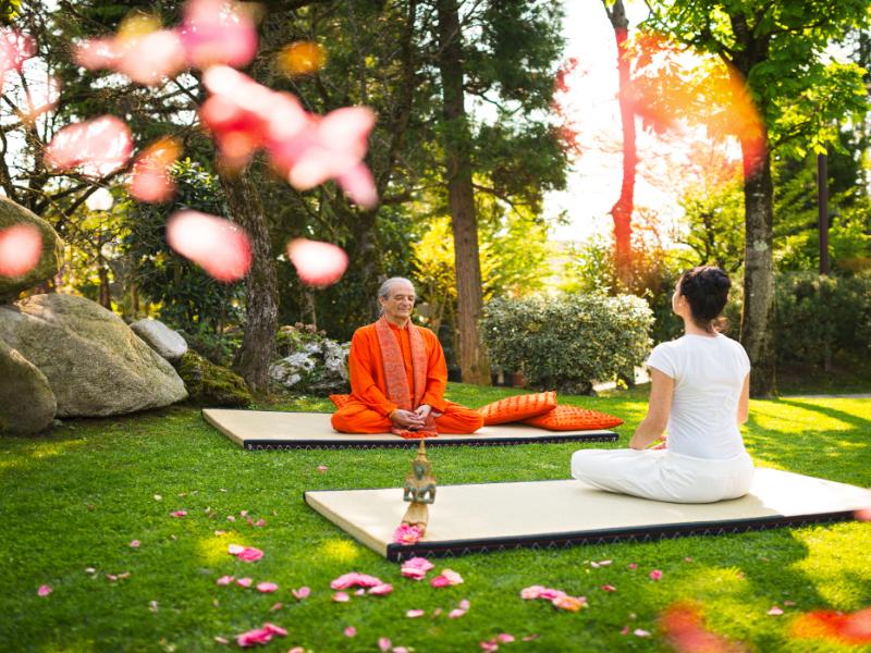 OlisticMap - Vacanza Yoga- l'Incontro tra Oriente e Occidente